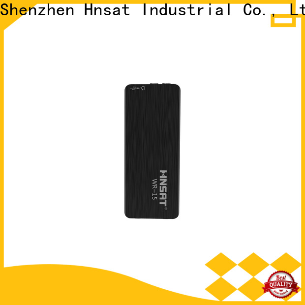 Hnsat Latest micro voice recorder price for business for taking notes