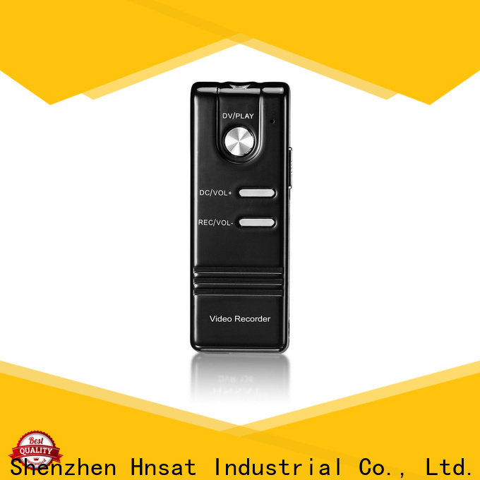 Hnsat mini spy recording devices manufacturers For recording video
