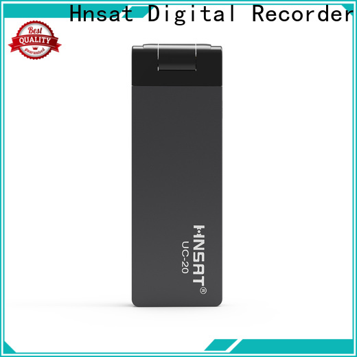 Hnsat voice recorder for video for business For recording video
