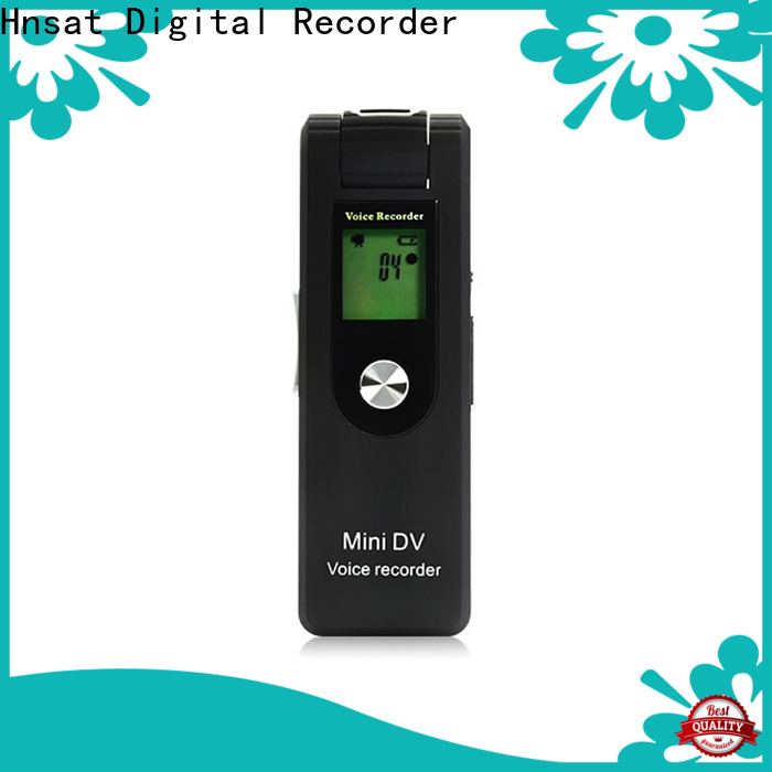 Hnsat mini spy recorder manufacturers for capturing video and audio