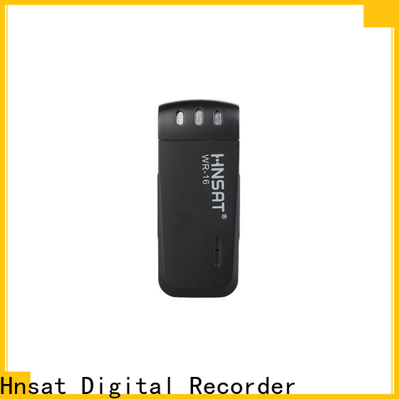 Hnsat voice activated spy recorder company for voice recording