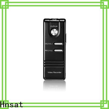 Hnsat Custom pocket spy camera Suppliers for protect loved ones or assets