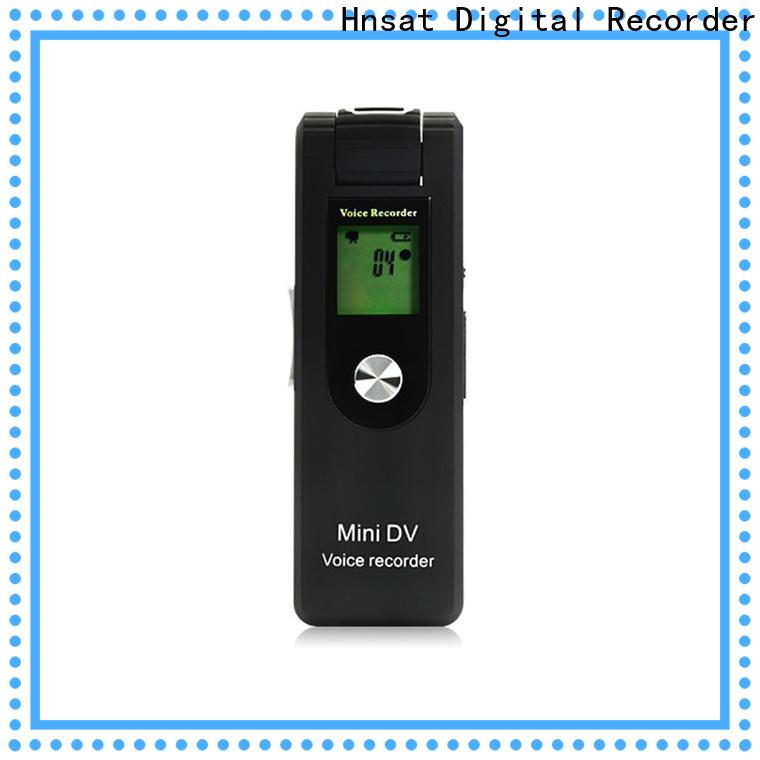 Hnsat OEM best digital spy camera Supply for capturing video and audio