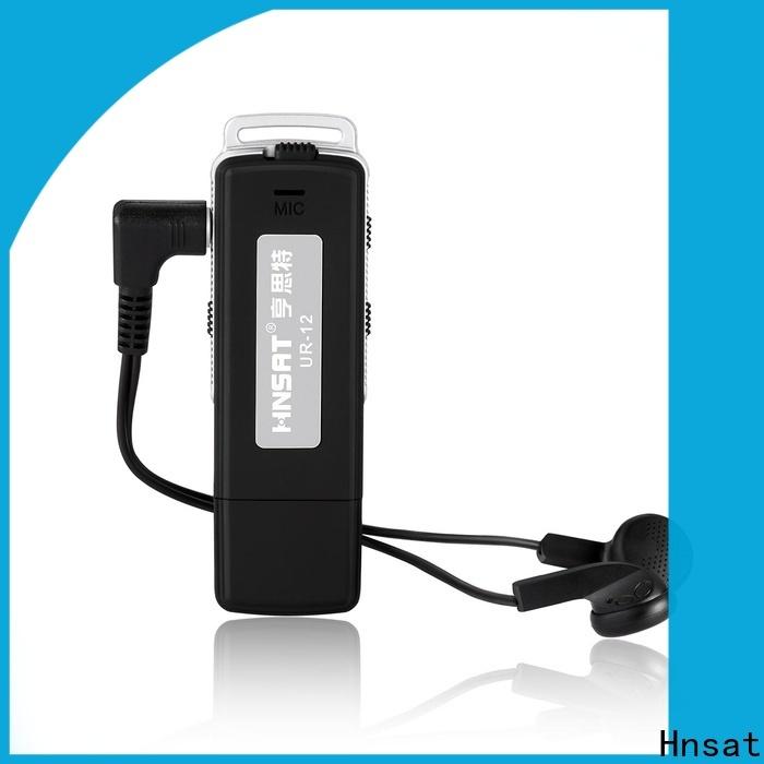 best covert audio recorder & portable sound recorder