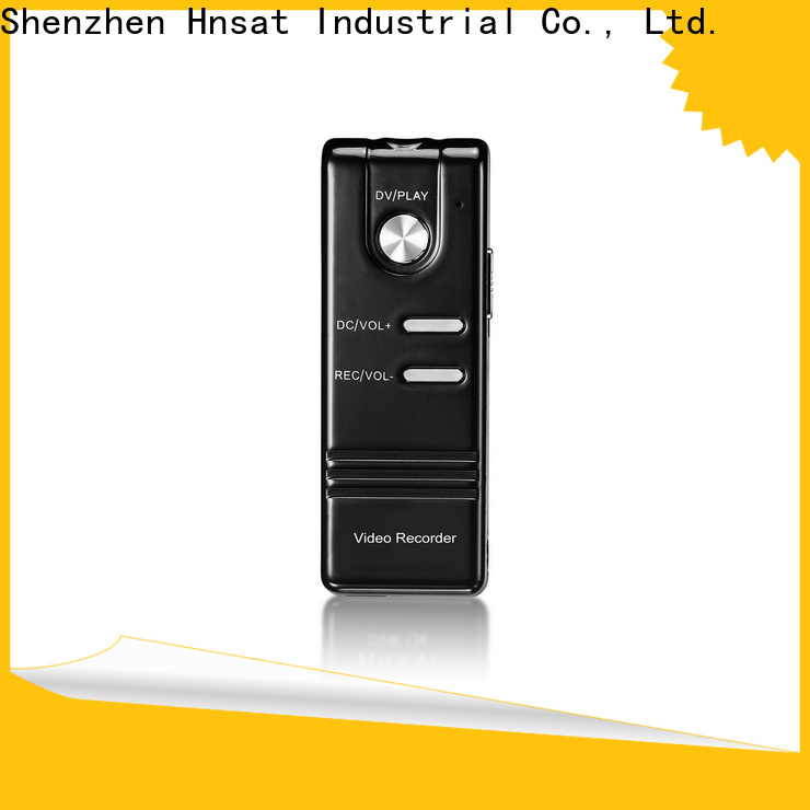Hnsat spy camera and audio recorder for business for spying on people or your valuable properties