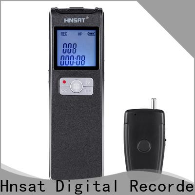 Hnsat Best digital voice audio recorder manufacturers for voice recording