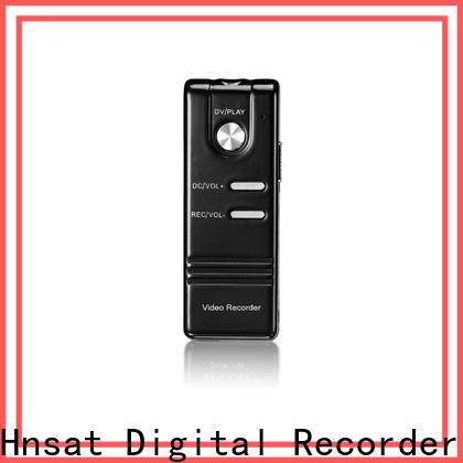 hidden spy camera & mini digital voice recorder