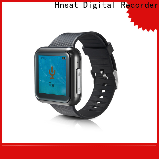 Hnsat pocket voice recorder manufacturers for record