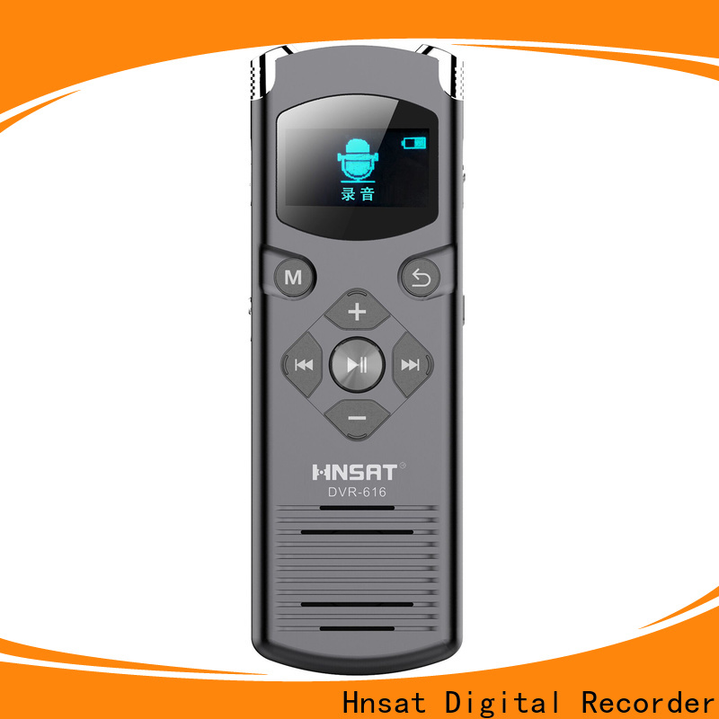 Hnsat digital recorder professional for business for taking notes