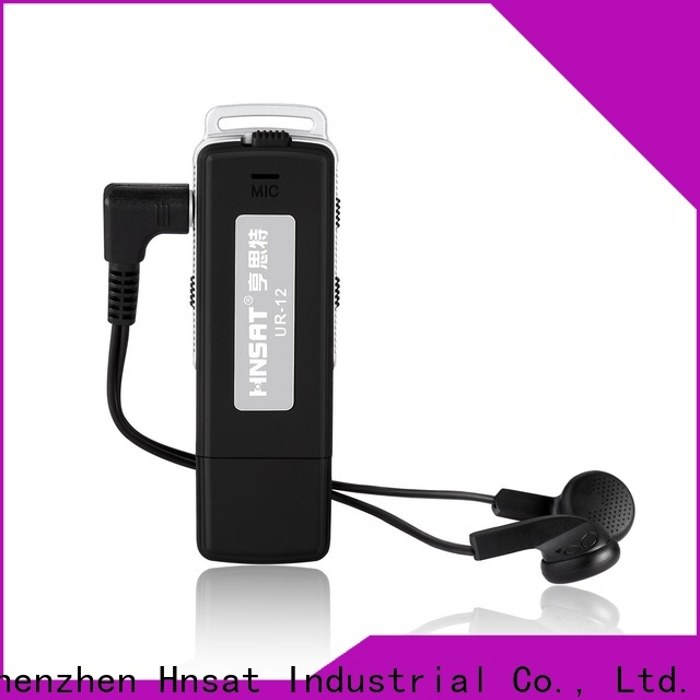 Custom small recording devices hidden company for voice recording