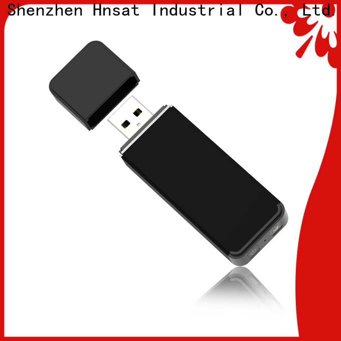 Hnsat Bulk buy custom best video voice recorder factory for protect loved ones or assets