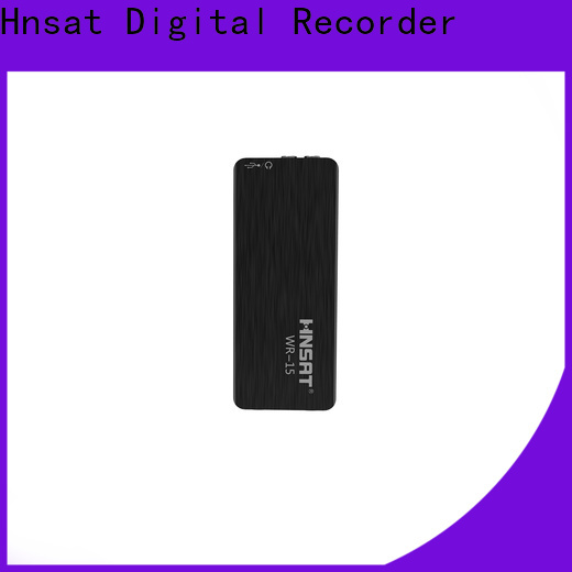Hnsat best small digital voice recorder manufacturers for record
