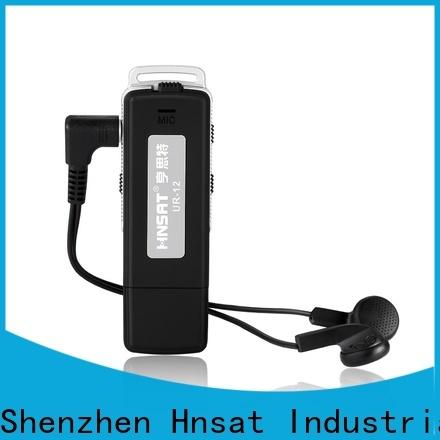 spy equipment manufacturers & voice activated mini recorder