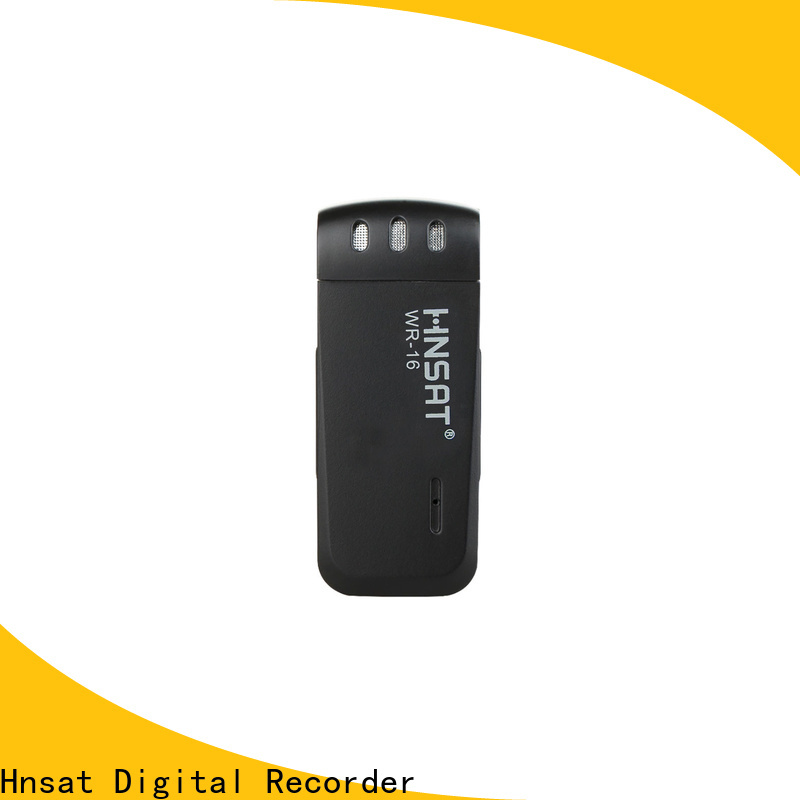 ODM high quality pocket recorder manufacturers for voice recording