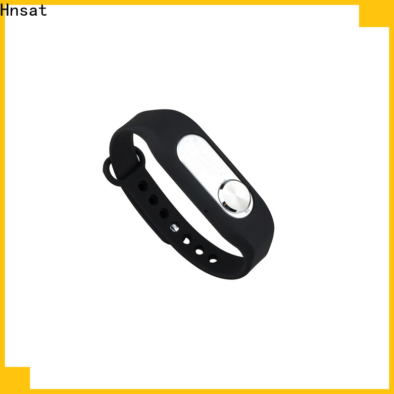 Hnsat best wearable voice recorder Suppliers for voice recording