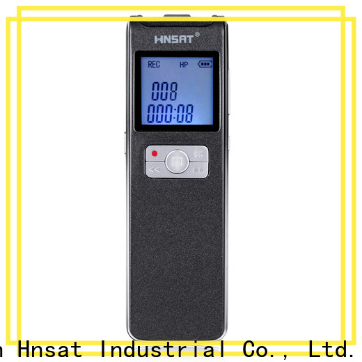 Hnsat High-quality digital pocket recorder Suppliers for voice recording