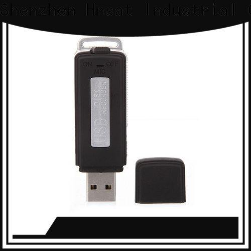Hnsat Custom ODM hidden recording devices for home for business for taking notes