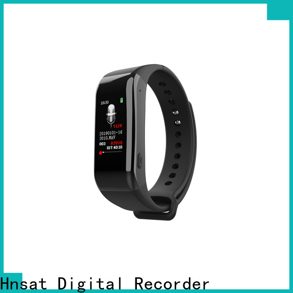 Bulk purchase high quality small wearable voice recorder Supply for voice recording