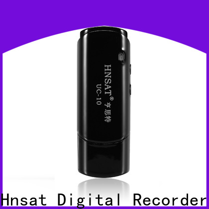 Hnsat Bulk buy high quality best video voice recorder Suppliers for spying on people or your valuable properties