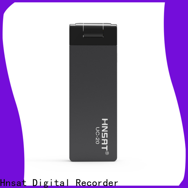 Hnsat ODM spy video recorder camera company for capturing video and audio