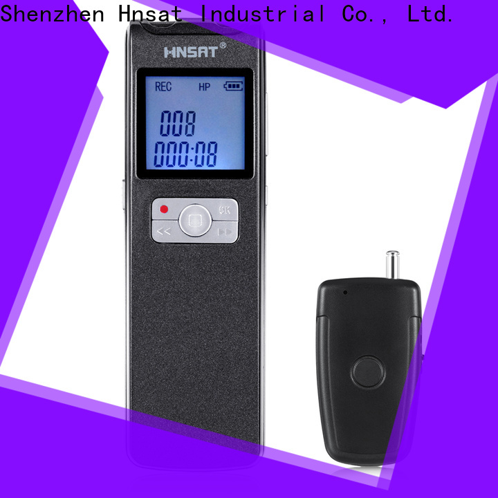 Hnsat digital recorder manufacturers for record