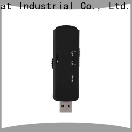 ODM best small spy recorder Supply for voice recording