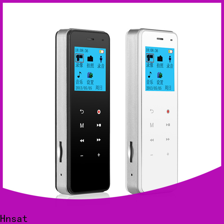 spy camera audio video recorder & mini recording device