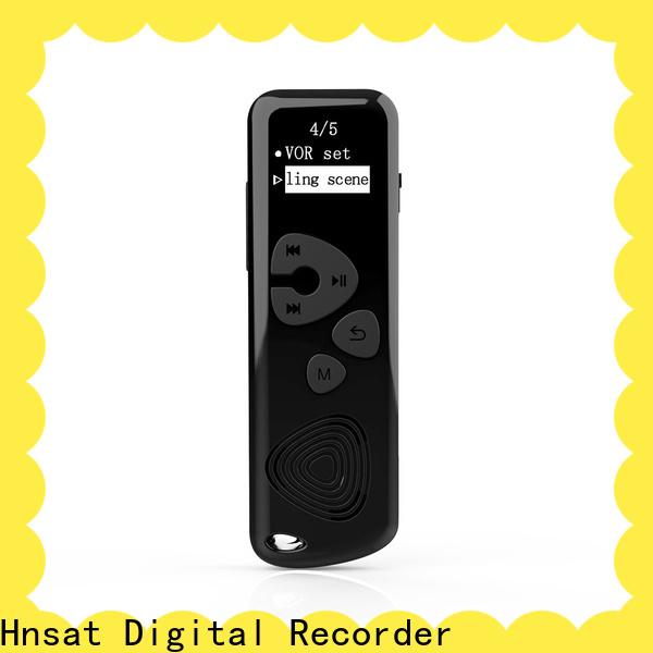 Hnsat Best digital recorder for business for taking notes