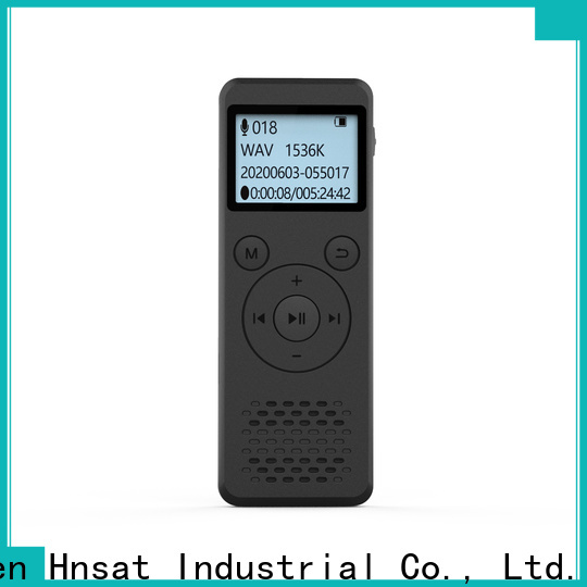 Bulk buy custom best professional voice recorder manufacturers for taking notes