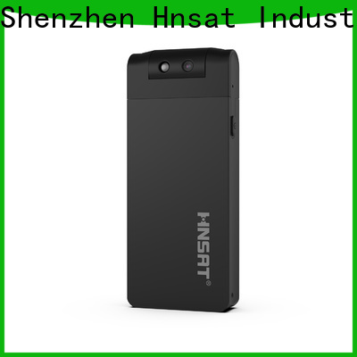 Hnsat Bulk buy custom voice recorder for video Suppliers for spying on people or your valuable properties