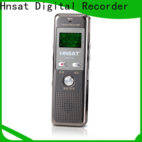 professional digital voice recorder & mini microphone keychain voice recorder