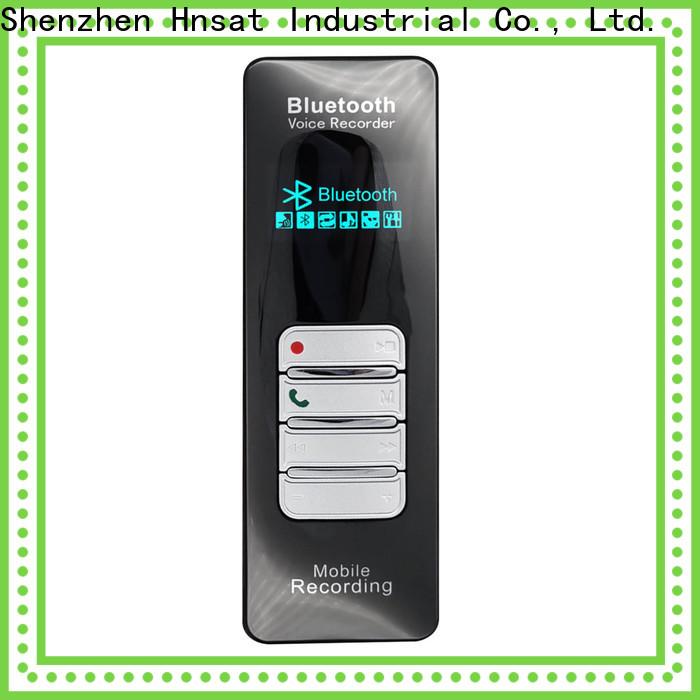 Hnsat Bulk purchase custom digital sound recorder for business for taking notes