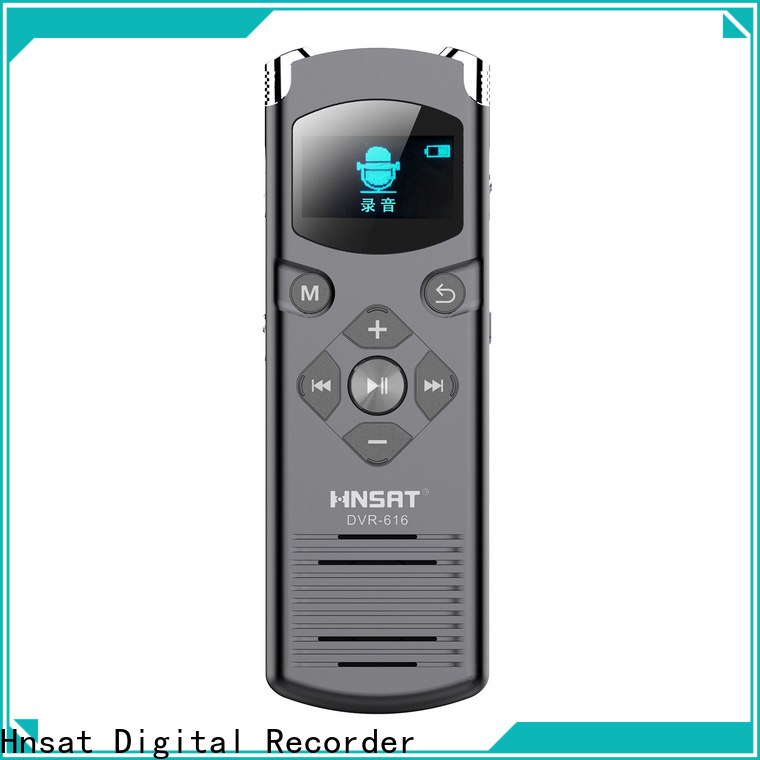 Best portable voice recorder manufacturers for record