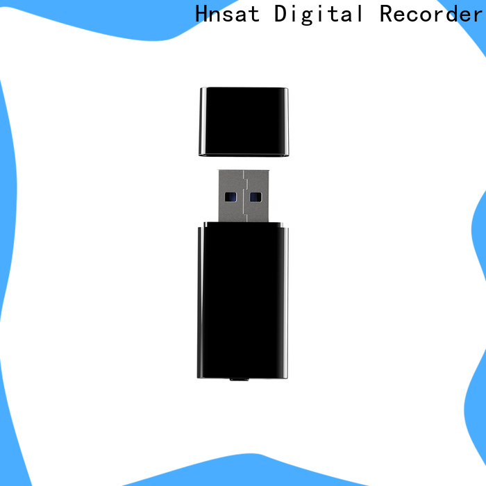 Hnsat Custom ODM tiny spy voice recorder Suppliers for voice recording