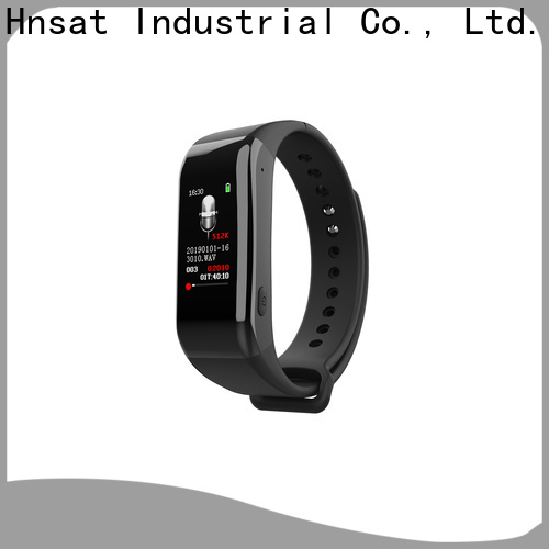 Hnsat ODM high quality small voice activated recorder for business for taking notes
