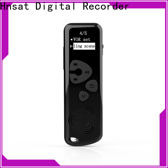Hnsat mp3 voice recorder device manufacturers for voice recording