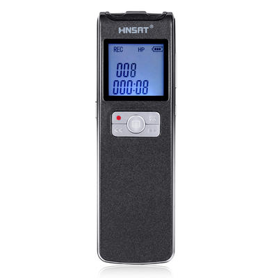 DVR-308 digital voice audio recorder