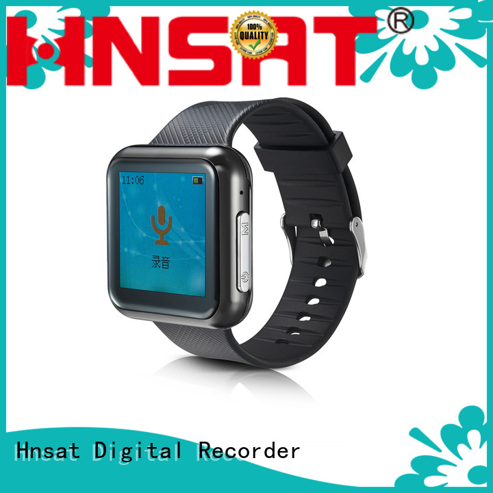 Hnsat voice activated digital recorder Supply for taking notes