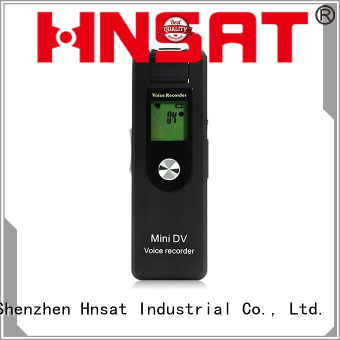 Hnsat digital spy recorder Suppliers for spying on people or your valuable properties