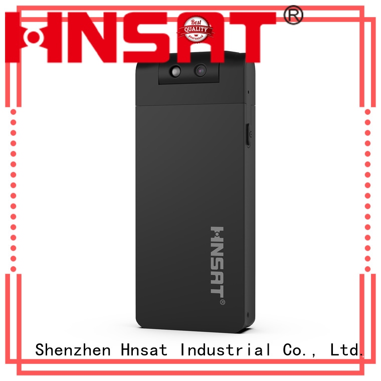Hnsat pocket spy camera for business For recording video and sound