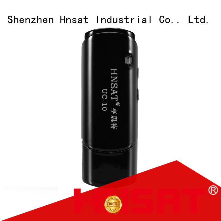 Hnsat spy video camera factory For recording video and sound