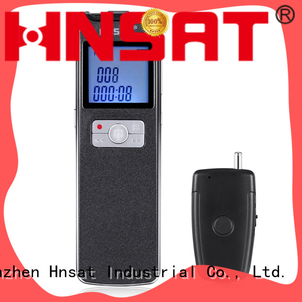 Hnsat top digital recorders Suppliers for voice recording
